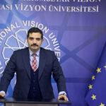 Sinan ATEŞ: Türkiye-AB  İlişkileri ve Geleceğe Bakış
