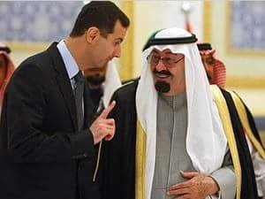 Suudi Arabistan Suriye politikasını değiştirdi Esat gitmesin!