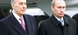 Putin: Haydar Aliyev büyük devlet adamıydı!