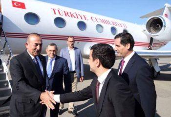 Çavuşoğlu'nun Azerbaycan ziyareti Rus ve Azeri basınında geniş yankı buldu