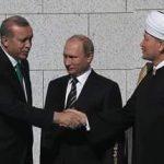 Rusya Müftüsünden, Cumhurbaşkan Erdoğana  kutlama mesajı