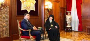 Rus ve Ukraynalı Papaz kavgasında Türkiye taraf mı?