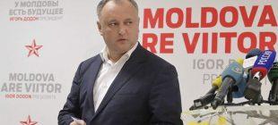 Moldova Cumhurbaşkanı: Erdoğan ve Putin beni davet etti