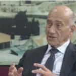 Ehud Olmert: Gazze'deki savaş Netanyahu'nun iktidarda kalmasını sağlamaz