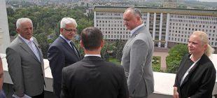 Moldova Cumhurbaşkanı: Erdoğan'a çok teşekkür ediyorum!