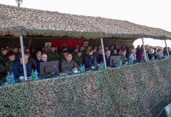 Sırbistan Ordusu 10 Kasım Tatbikatı