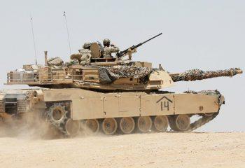 ABD Suriye'ye tank bölüğü gönderiyor