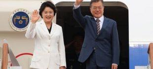Güney Koreden ABDye ziyaret