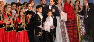 Moskova'da Türk-Rus Dostluk Konseri düzenlendi
