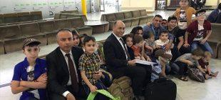 Türkiye IŞİD terörünün mağdur ettiği Türk  çocuklarını kurtarıyor!