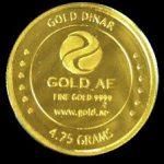 Yeni para bölgesi Altın Dinarı