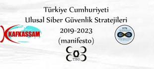 2019-2023 Ulusal Siber Güvenlik Stratejileri