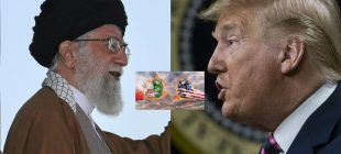 "Korona İran'da ""biyolojik terörizm"""