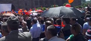 Why didn't Putin interfere in Armenia's Velvet Revolution? – Foreign Affairs