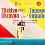 Hasan oktay türkiye ukrayna ilişkileri toplantısında konuştu