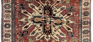 """Karabağ halısı """"Çelebi"""": Motiflerin tarihi, kökeni ve sembolizmi"""