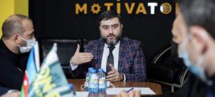 """Azərbaycan Braziliya Ciu-Citsu Klubu İctimai Birliyində yeni təyinat"""""""