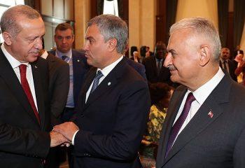 Rusya, Türkiye ile üst düzey parlamentolararası komisyon kuracak