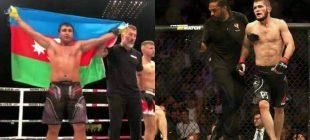 İki Müslüman aynı günde zafer kazandı- Khayall Ahmedov ve Habib Nurmuhammedov