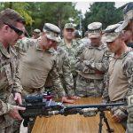 ABD'lilerin Türk askerlerine verdikleri eğitim son aşamada