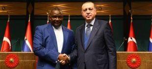 Türkiye'nin Afrika açılımında Gambiya ordusu neden güçlendiriliyor?