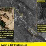 İsrail İstihbaratı Suriye  S300'lerini  görüntüledi