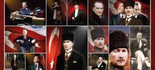 Moskova Atatürk'ü Anma Programı