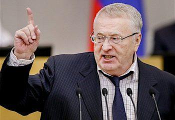 Jirinovski'den tepki: ABD bir papaza göre Türkiye'yi yıkmaya çalışıyor!