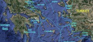 Türkiye'nin Ege Denizinde Tek Taraflı Münhasır Ekonomik Bölge İlan Etmesinin Kapısı Aralandı