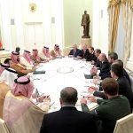 Suudi Arabistan Veliaht prensi Salman Bin Abdulaziz Al Saud'un Rusya Ziyareti