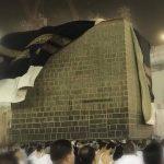 Kabe örtüsünün yırtılması   Suudilerin sonunu müjdeleyen ilahi işaret mi?