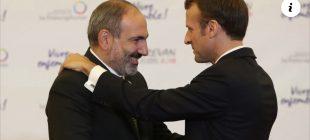 Երբ Ֆրանսիայի նախագահ Մակրոնը մեզ հայերիս հավաստիացնում է