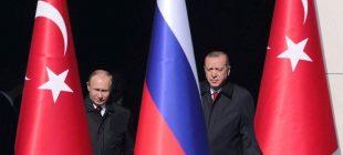 """Р.Т. Эрдоган и В.Путин дали старт строительству АЭС """"Аккую"""" в Турции"""