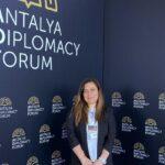 Betül Buzbay: Antalya Diplomasi Forumu