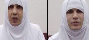 Kadın Kılığına Giren İki Terörist Tutuklandı
