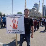 Çeçenistan Myanmar'daki Rohingya Müslümanlarına yapılan zulme sessiz kalmadı