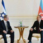 Benjamin Netanyahu'nun Azerbaycan'a resmi ziyareti