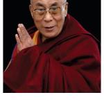 Fetullah Gülen'in Tibetli yüzü Dalay Lama!