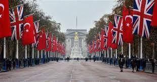 Küresel Britanya için İngiltere Türkiye stratejik ortaklığı Amerika'ya meydan okuyor!