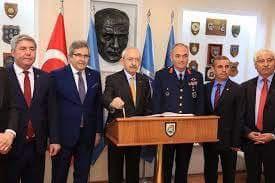 Referandum öncesi CHP lideri Kılıçdaroğlu Başkomutan mı oldu!