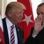 Trump Erdoğan görüşmesine papaz damgasını vurdu!