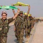 suriye kürtlerine çeşitli silahları vermek büyük kürdistanı kurmağın ilk aşamasıdır