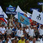 Rusya Nogay halkinin Olaganustu Kurultayi gerceklestirildi