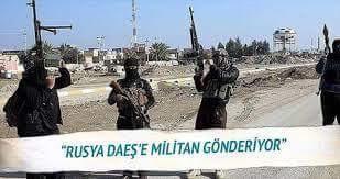 DAEŞ (IŞİD)'in Rus kanadı var mı?