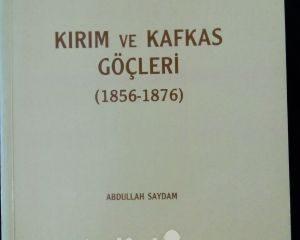 KIRIM VE KAFKAS GÖÇLERİ (1856-1876)