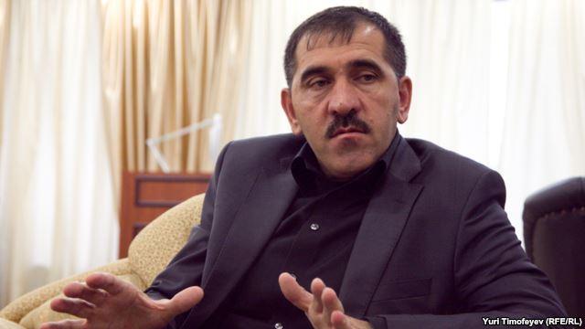 Yevkurov'un yolsuzlukla mücadele yöntemi