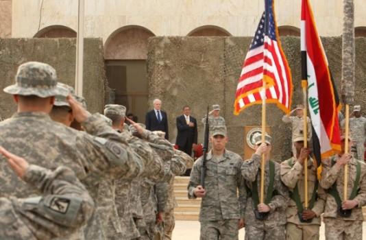 ABD, Takaddum Askeri Üssü'nü Boşaltıyor