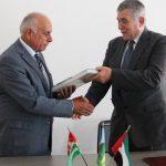 Торгово-промышленная палата Абхазии и Ассоциация семьи Абаза в Иордании подписали соглашение о сотрудничестве