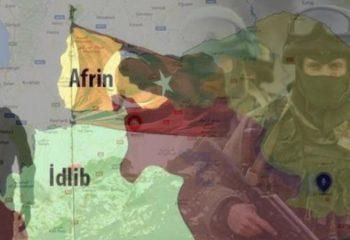 PKK'nın Afrin kırsalında mukavemeti tamamen kırıldı