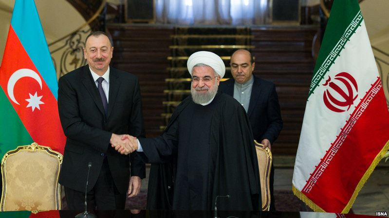 PRESIDENT ALIYEV'S VISIT TO IRAN AND ASTARA RAILWAY